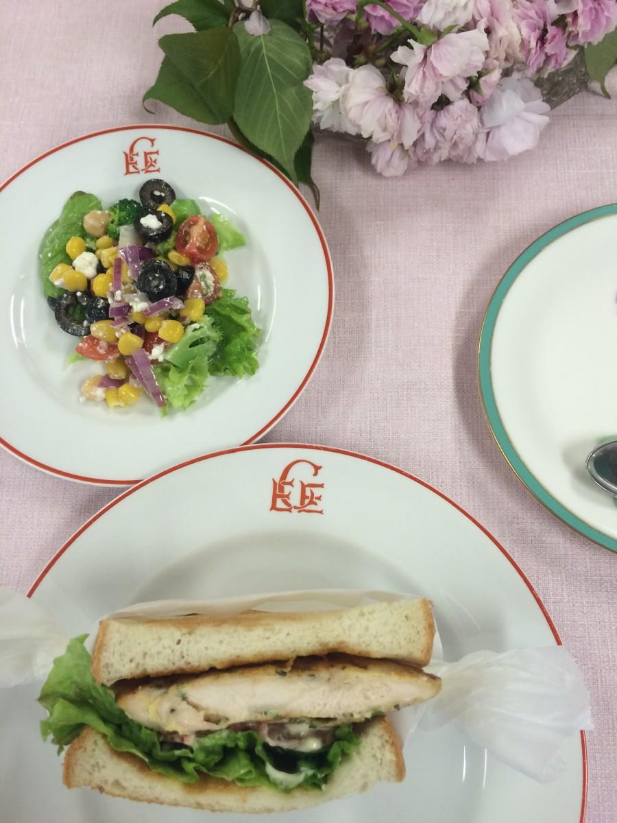 サランラップ講習@江上料理学院