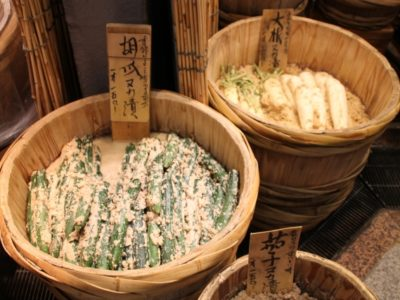 9/25(水)【izumiの発酵食講座】もっと知りたい発酵食 ~ぬか漬けと米ぬか美容~